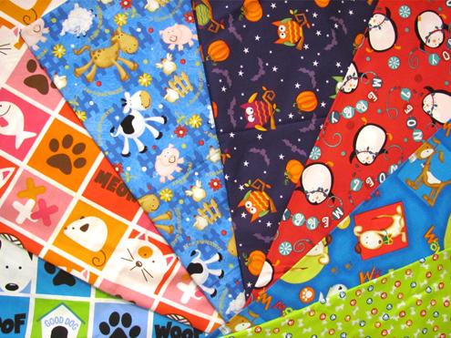 Victoria Hutto fabrics