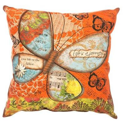 Victoria Hutto Pillow