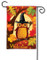 "Halloween Owl Garden Flag 12.5"" x 18"""