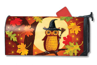 Halloween Mailwraps Magnetic Mailbox Cover