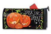 Halloween Treat Mailwraps Magnetic Mailbox Cover