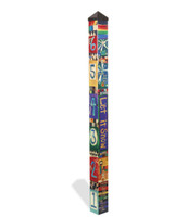 Snow Marker 6' Art Pole - Includes Shipping