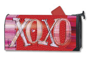 XOXO Valentine's Day Mailwraps Mailbox Cover