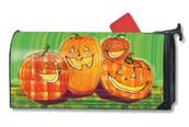 Halloween mailbox cover