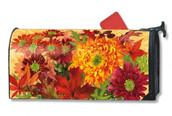 Fall Mailwraps mailbox cover