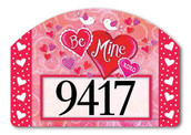 Valentine's Day Address Sign