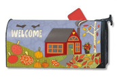 Mailwraps Mailbox Cover