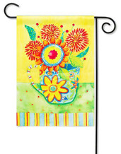 Summer Garden Flag by Evergreen