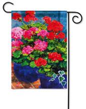 Summer Garden Flag by Evergreen