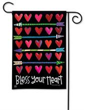 Valentine's Day Garden Flag - BreezeArt