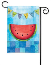 Summer Garden Flag - BreezeArt