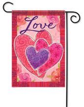 Valentine Garden Flag - Flag Trends