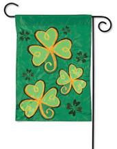St. Patrick's Garden Flag - Flag Trends