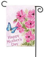 Mother's Day Outdoor Garden Flag
