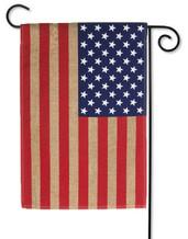 USA American outdoor garden flag