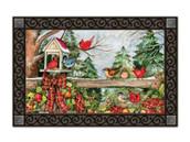 Winter Gathering MatMates Doormat - Tray Sold Separately