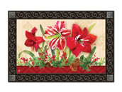 Amaryllis MatMates Doormat - Tray Sold Separately