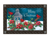 Cardinal Christmas MatMates Doormat - Tray Sold Separately