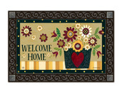Primitive Posies MatMates Doormat - Tray Sold Separately