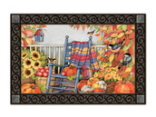 Autumn Porch MatMates Doormat - Tray Sold Separately