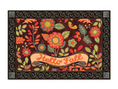 Hello Fall MatMates Doormat - Tray Sold Separately