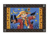 Moonlight Scarecrow MatMates Doormat - Tray Sold Separately