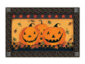 Halloween Glow MatMates Doormat - Tray Sold Separately