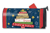 Mailwraps Songs of Christmas Magnetic Mailbox Cover
