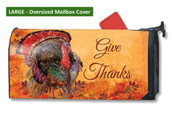 Mailwraps Proud Turkey LARGE Magnetic Mailbox Cover