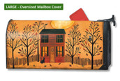 Mailwraps Halloween Glow LARGE Magnetic Mailbox Cover