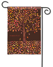 BreezeArt Thankful Garden Flag