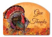 Yard DeSign Yard Sign Proud Turkey