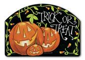 Yard Design Yard Sign Halloween Treat