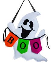 3 Dimensional Halloween Door Decor Boo Ghost