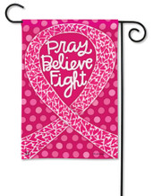 BreezeArt Breast Cancer Awareness Flag