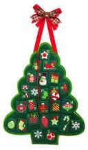 Evergreen Door Decor Christmas Advent