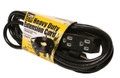 HYDROFARM - EXTENSION CORD 120V 12FT