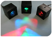 Mic-LED heads