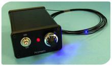 Portable Fiber Coupled LED