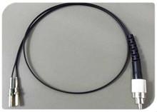 High NA Dual Polymer Optical Fiber for Bilateral Stimulation