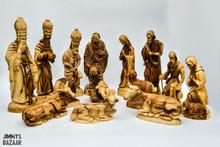 Nativity set (Large)
