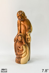 Holy Family (abstract with lantern)