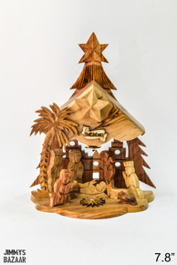Glued nativity set (music)