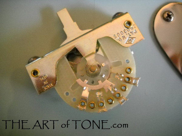 CRL 3-way Blade Switch The Art Of Tone