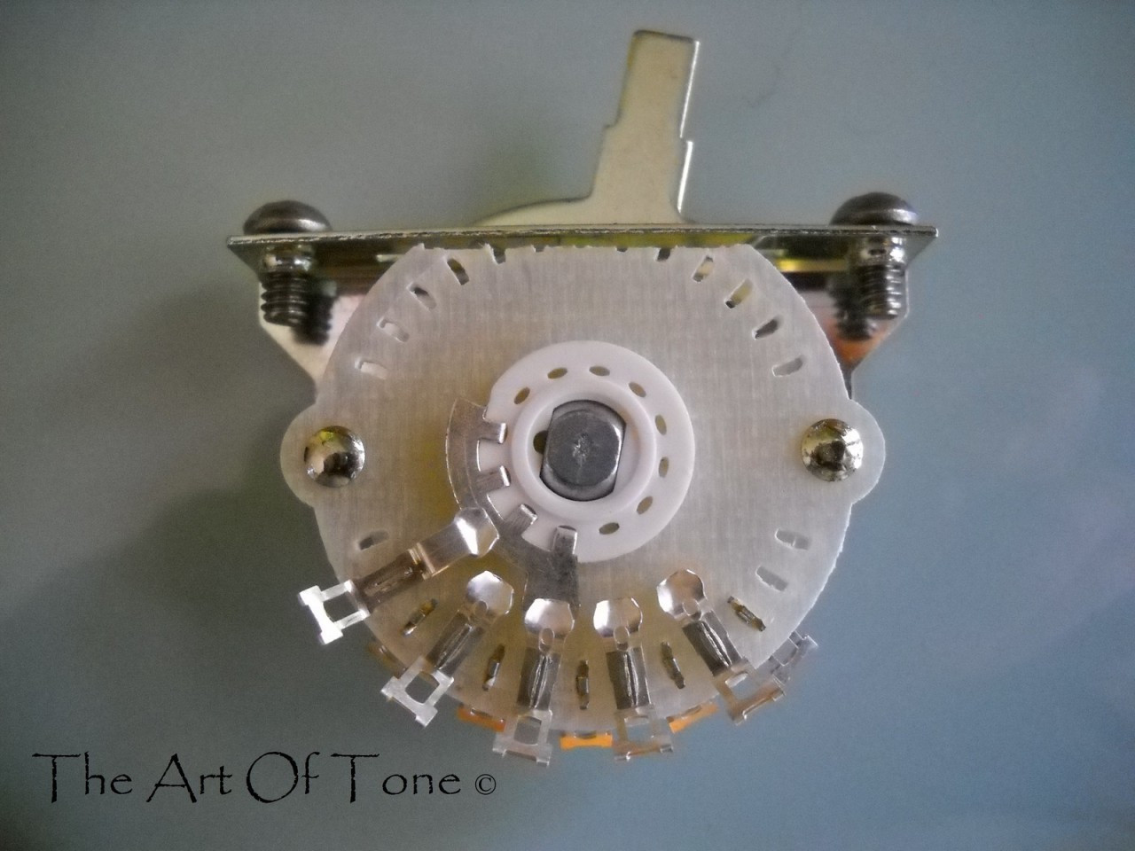 Oak Grigsby 4-way Blade Switch for Fender Telecaster