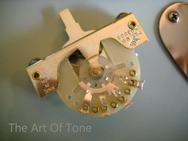 CRL 5-way Blade Switch The Art Of Tone