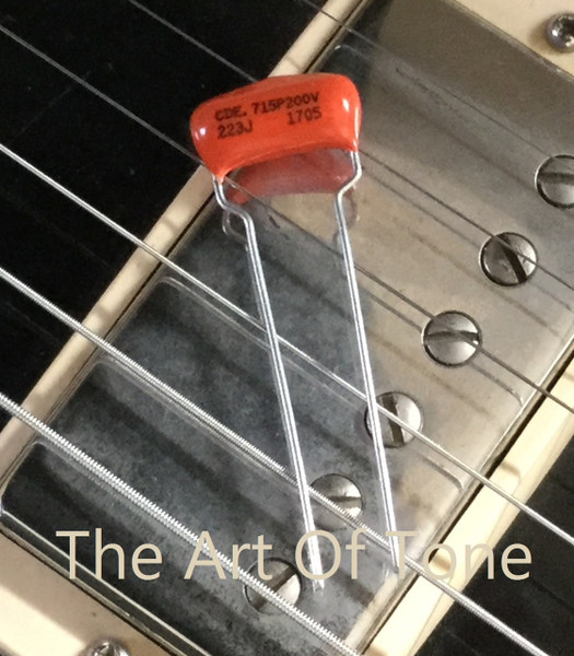 Orange Drop .022 @ 200v Capacitor The Art Of Tone