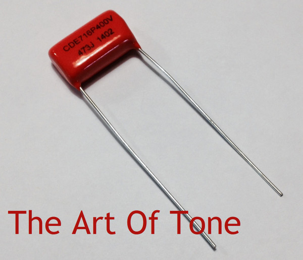 .047uf@400v Orange Drop 716P Capacitor - Cornell Dubillier (CDE)