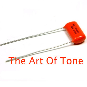716P Orange Drop .022uf@400V Polypropylene Capacitors - Sprague, Cornell Dubillier  The Art Of Tone