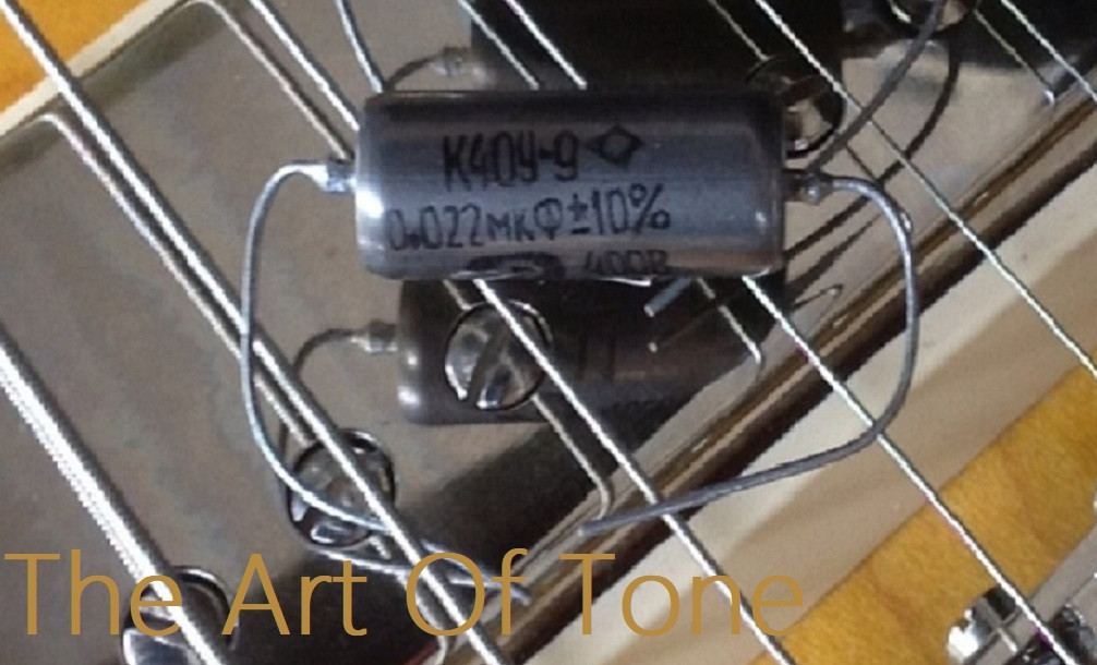 K40Y-9 0.022uf 400v New Old Stock Russian Capacitor The Art Of Tone TAOT